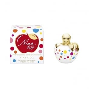 Nina Ricci Nina Pop birthday Edition 2016 Eau De Toilette 50ml Spray