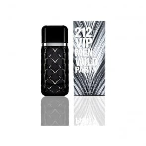 Carolina Herrera 212 VIP Men Wild Party Eau De Toilette 100ml Spray