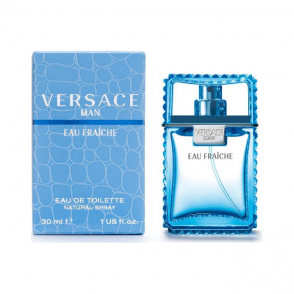 Versace Eau Fraiche Mens Eau de Toilette 30ml Spray