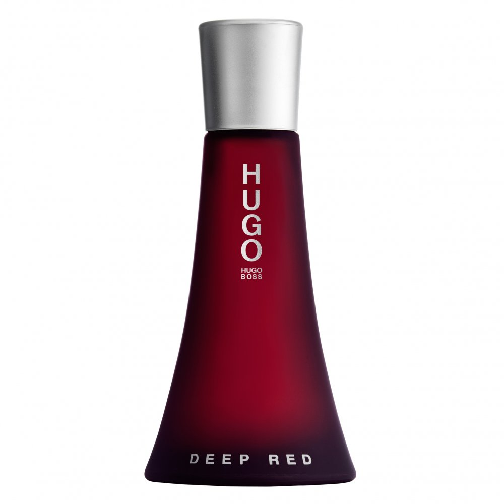 hugo boss hugo deep red eau de parfum 50ml spray hugo. Black Bedroom Furniture Sets. Home Design Ideas