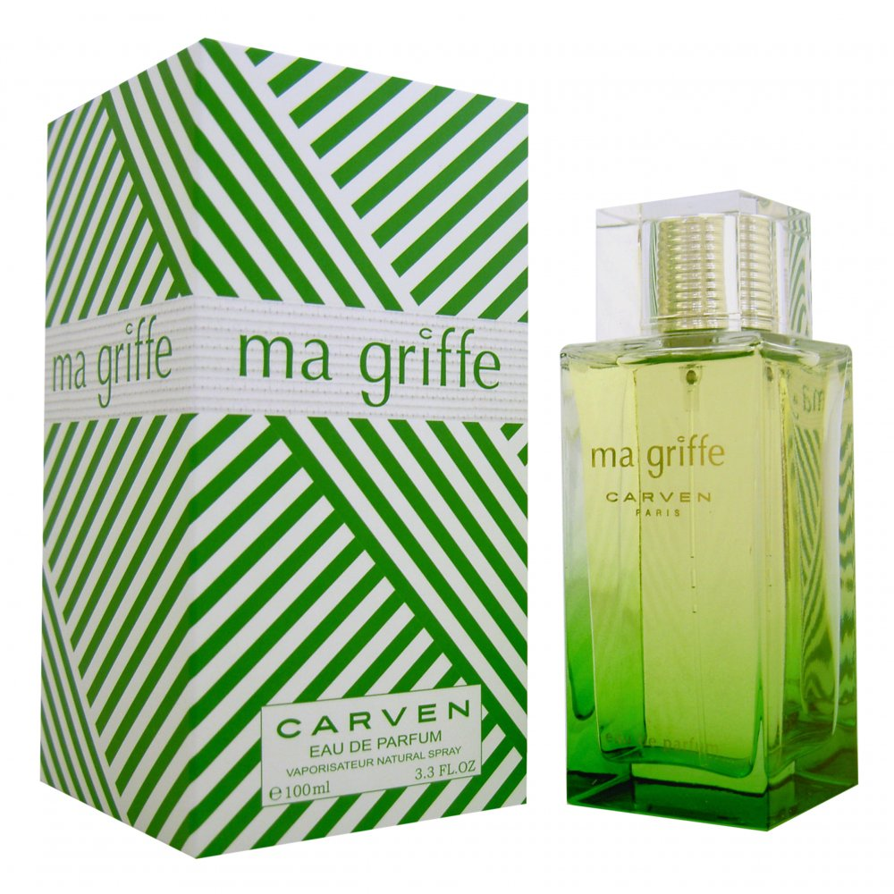 carven ma griffe eau de parfum 100ml spray carven from beauty base uk. Black Bedroom Furniture Sets. Home Design Ideas