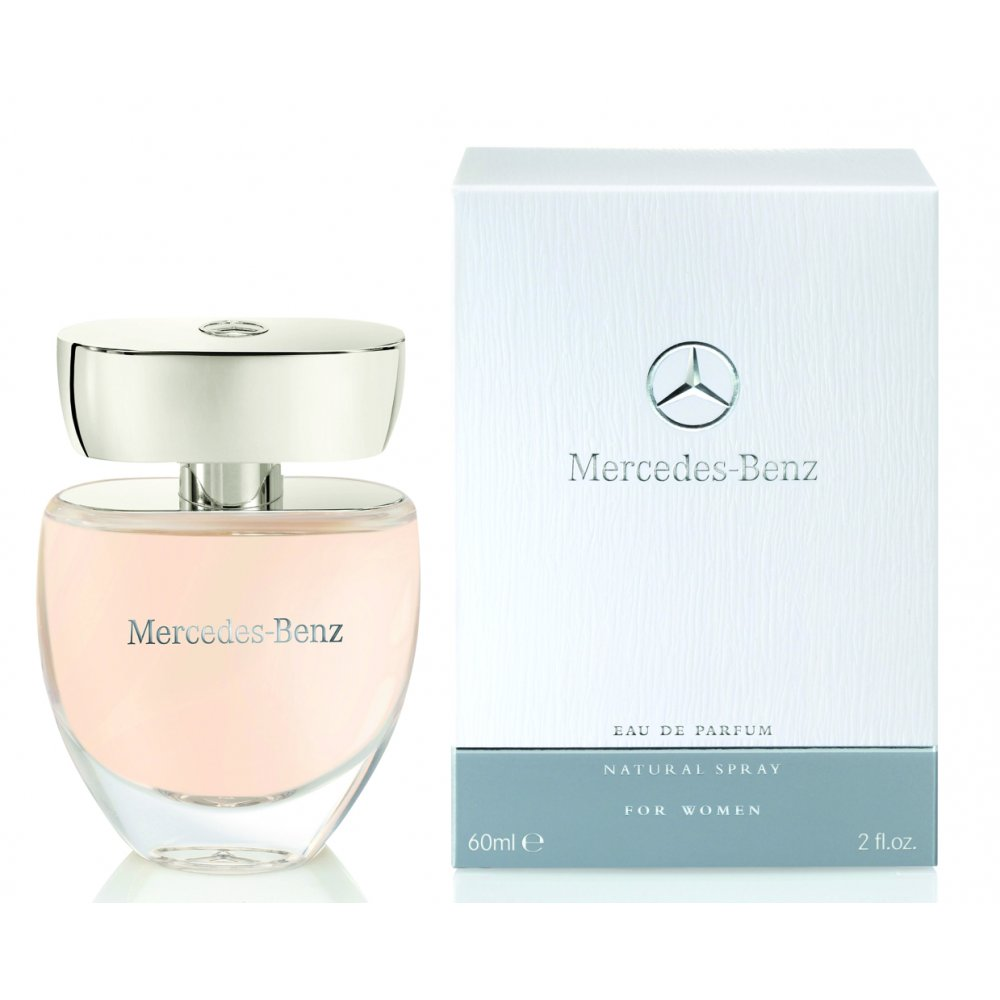 mercedes benz mercedes benz women eau de parfum 60ml. Black Bedroom Furniture Sets. Home Design Ideas