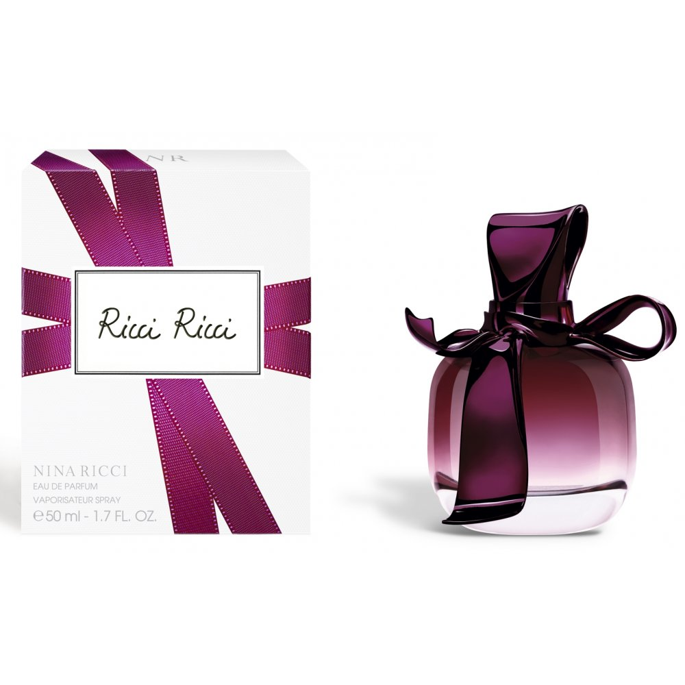 nina ricci nina ricci ricci ricci eau de parfum 50ml spray nina ricci from beauty base uk. Black Bedroom Furniture Sets. Home Design Ideas