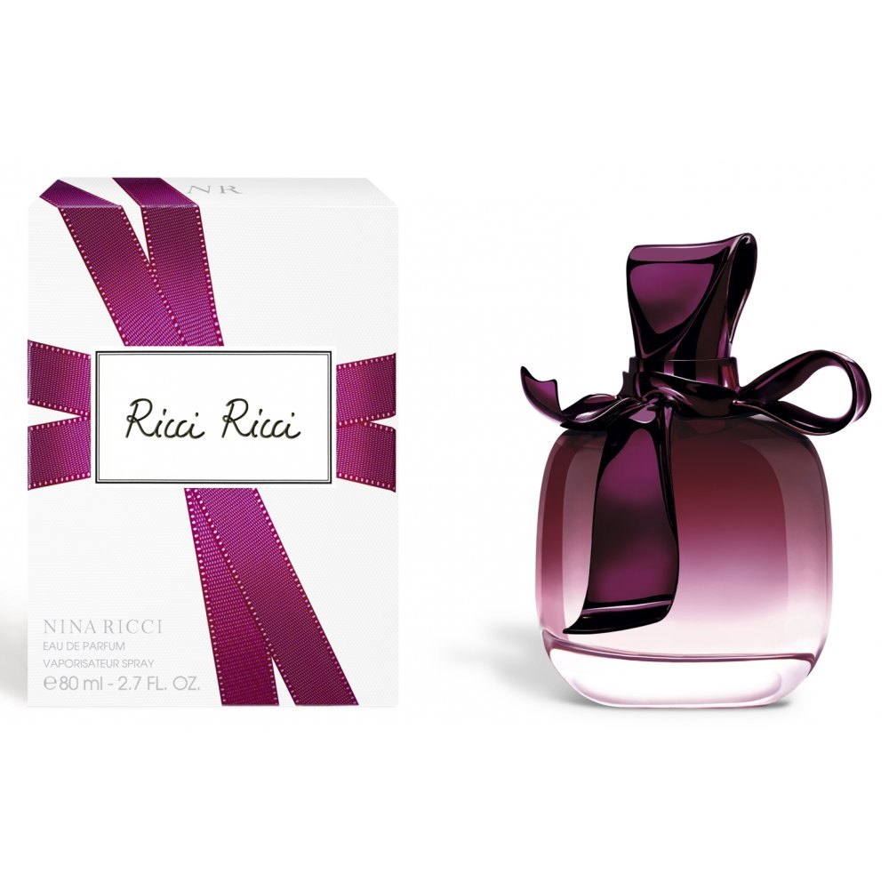 nina ricci ricci ricci eau de parfum 80ml spray. Black Bedroom Furniture Sets. Home Design Ideas
