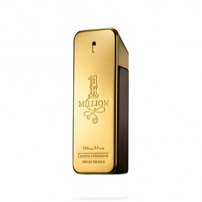 1 Million Eau de Toilette 100ml Spray