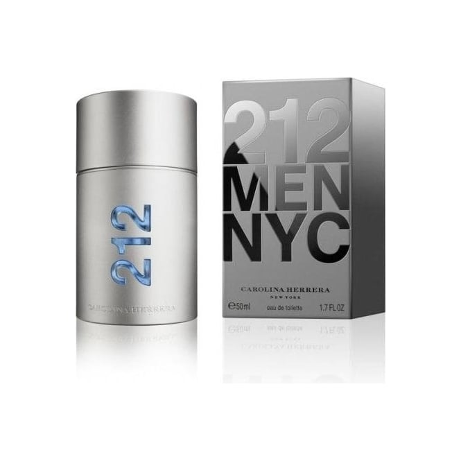 212 Men Eau de Toilette 50ml Spray