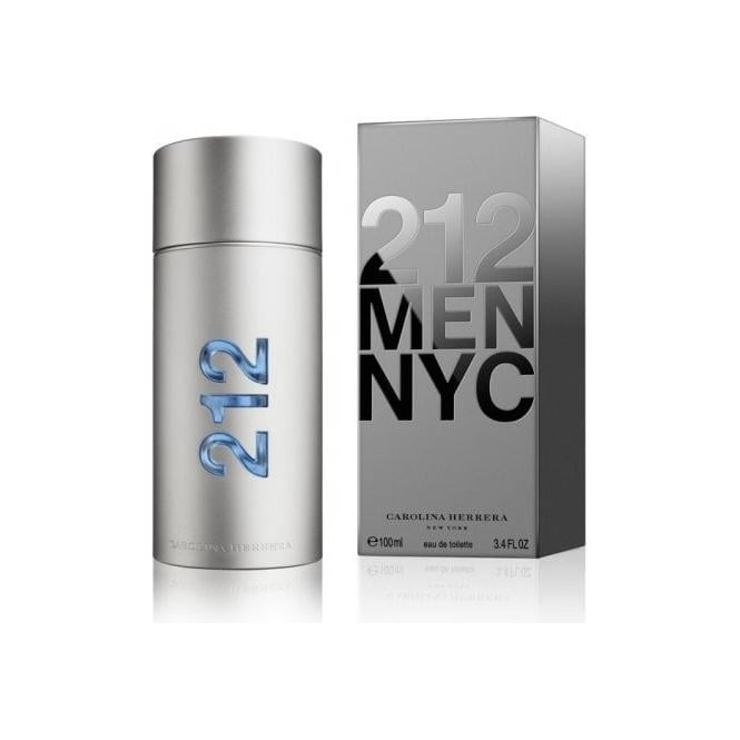 212 Men NYC Eau de Toilette 100ml Spray