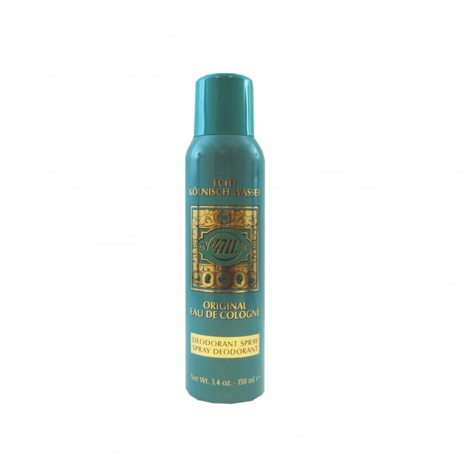 4711 Fragranced Deodorant 150ml Spray