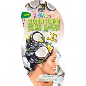 7th Heaven Coconut Protein Rescue Hair & Roots Mask 25ml Sachet