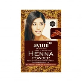 Ayumi Henna Conditioner Powder 100g Box
