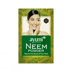 Ayumi Neem Powder Face Wash 100g Box