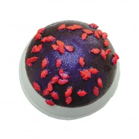 Bomb Cosmetics Chocolate Kisses Bath Blaster