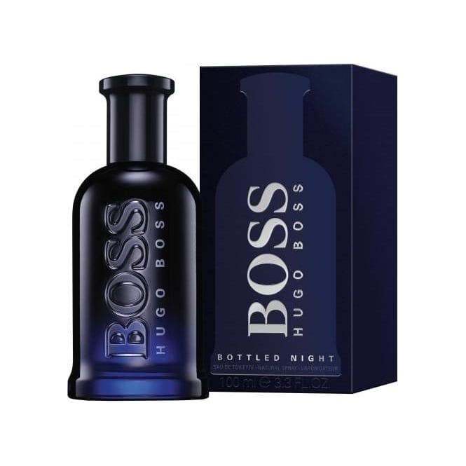 Boss Bottled Night Eau De Toilette 100ml Spray