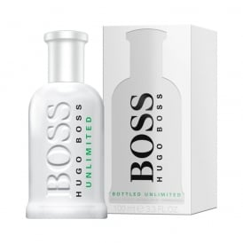HUGO BOSS BOSS Bottled Unlimited Eau De Toilette 100ml Spray