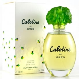 Cabotine Eau de Toilette 100ml Spray