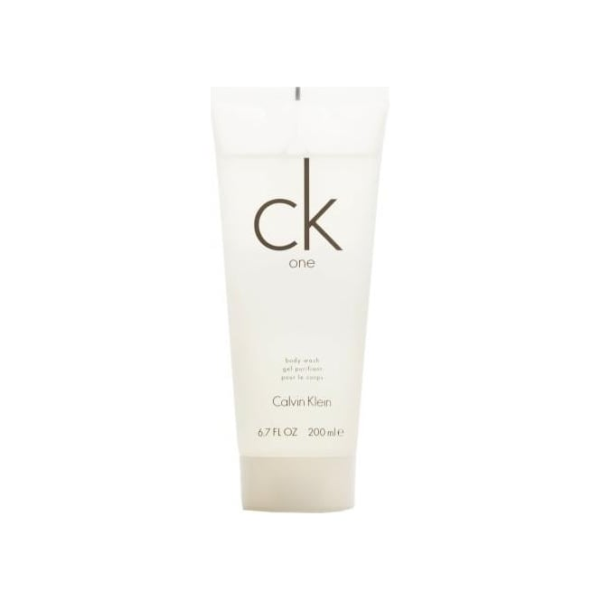 CK One Body Wash 200ml Tube