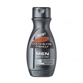 Cocoa Butter Formula Men's Lotion 250ml Bottle