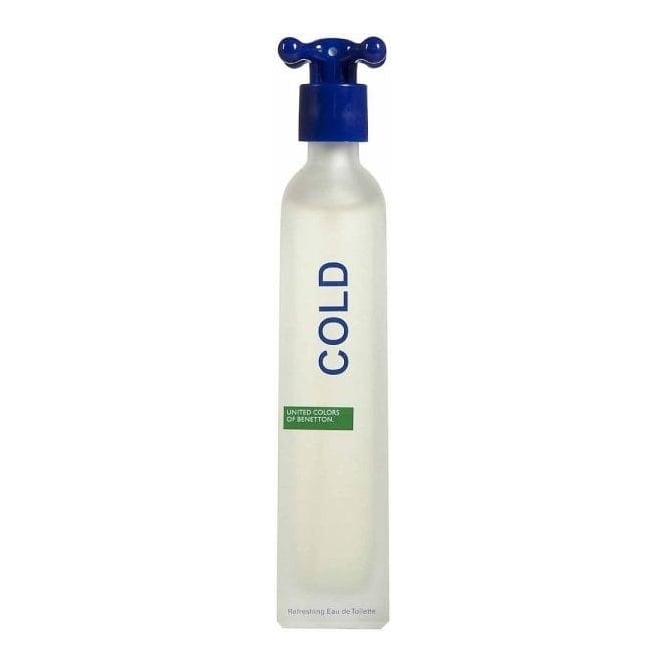Cold Eau de Toilette 100ml Spray