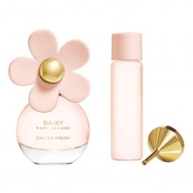 Daisy Eau So Fresh Eau De Toilette 20ml Purse Spray & 15ml Refil