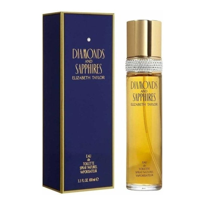 Diamonds And Sapphires Eau de Toilette 100ml Spray