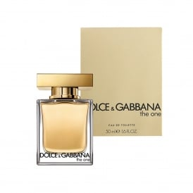 DOLCE&GABBANA The One Eau De Toilette 50ml Spray