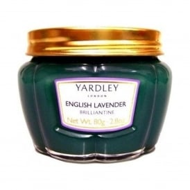 Yardley English Lavender Fragranced Hair Gel 80g Jar