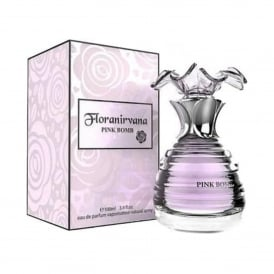 Floranirvana Pink Bomb Eau De Parfum 100ml Spray
