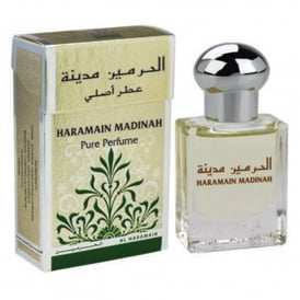 Haramain Madinah Perfumed Oil 15ml Roll-On