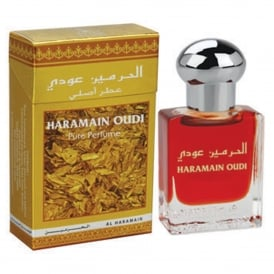 Haramain Oudi Perfumed Oil 15ml Roll-On