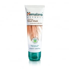 Himalaya Clarifying Mud Mask 75ml Tube