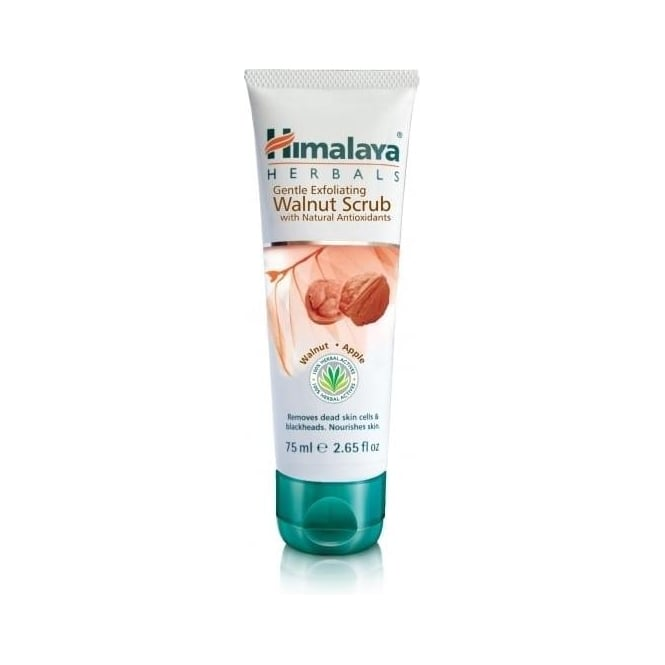 Himalaya Gentle Exfoliating Walnut Scrub 75ml Tube