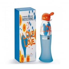 I Love Love Eau De Toilette 100ml Spray