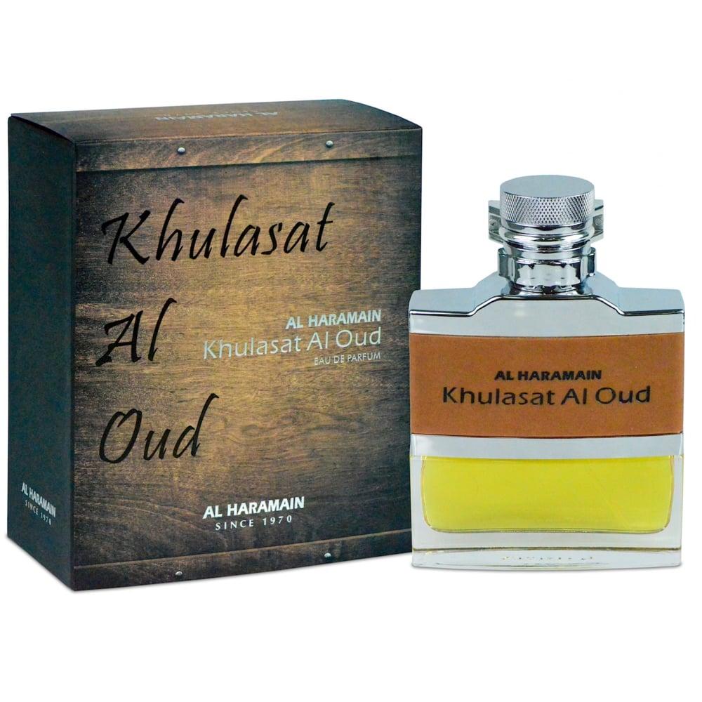 Khulasat Al Oud Eau De Parfum 100ml Spray