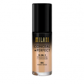 Milani Conceal + Perfect 2in1 Foundation - 05 Warm Beige