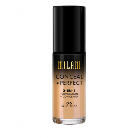 Milani Conceal + Perfect 2in1 Foundation - 06 Sand Beige