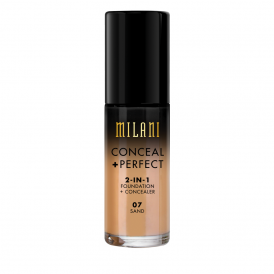 Milani Conceal + Perfect 2in1 Foundation - 07 Sand