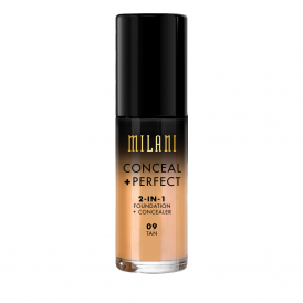 Milani Conceal + Perfect 2in1 Foundation - 09 Tan