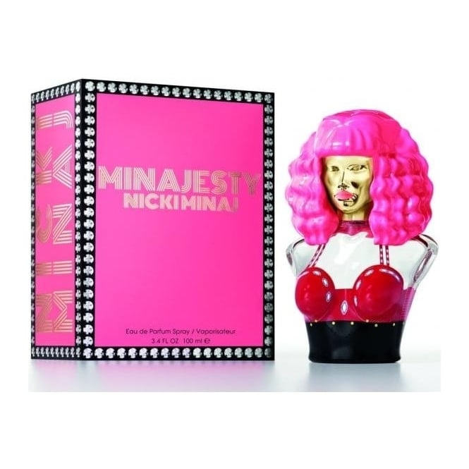 Minajesty Eau De Parfum 100ml Spray