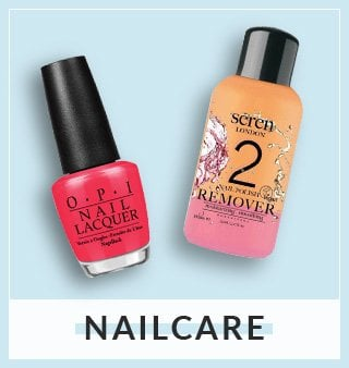 Nail Care OPI and Seren