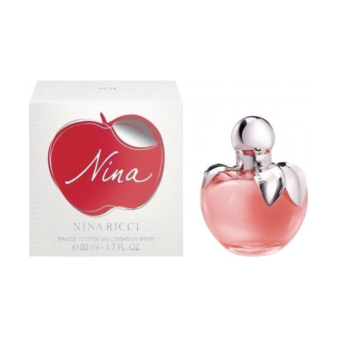 Nina Eau de Toilette 50ml Spray