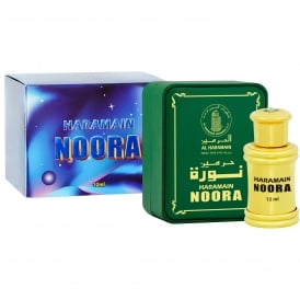 Noora Perfumed Oil 12ml Bottle