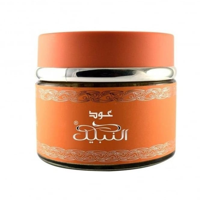 Oudh Nabeel Loose Incense 60g Box