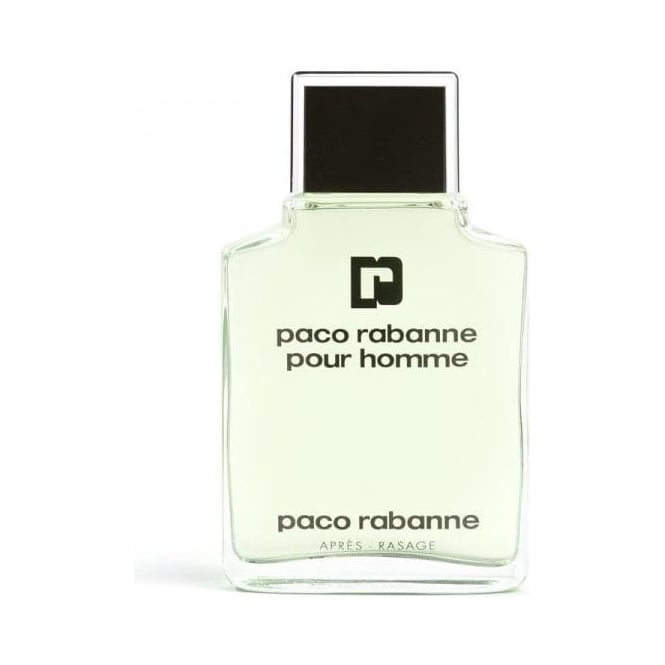 Paco Rabanne Pour Homme Fragranced After Shave 100ml Splash