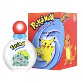 Pokemon Eau De Toilette 50ml Spray