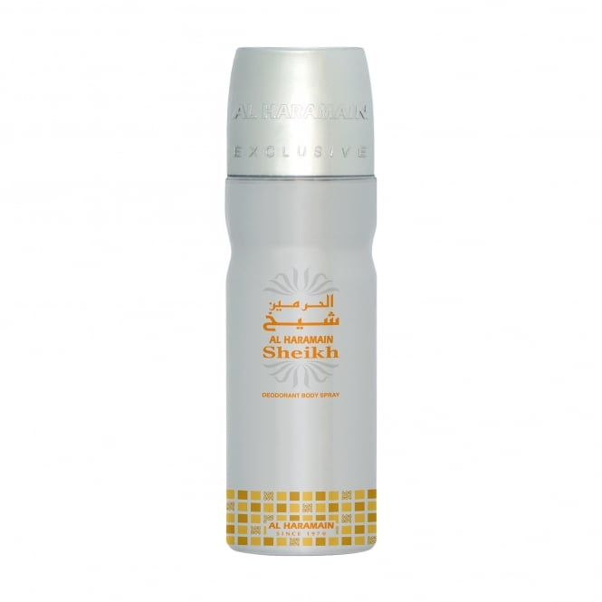Sheikh Deodorant 200ml Spray