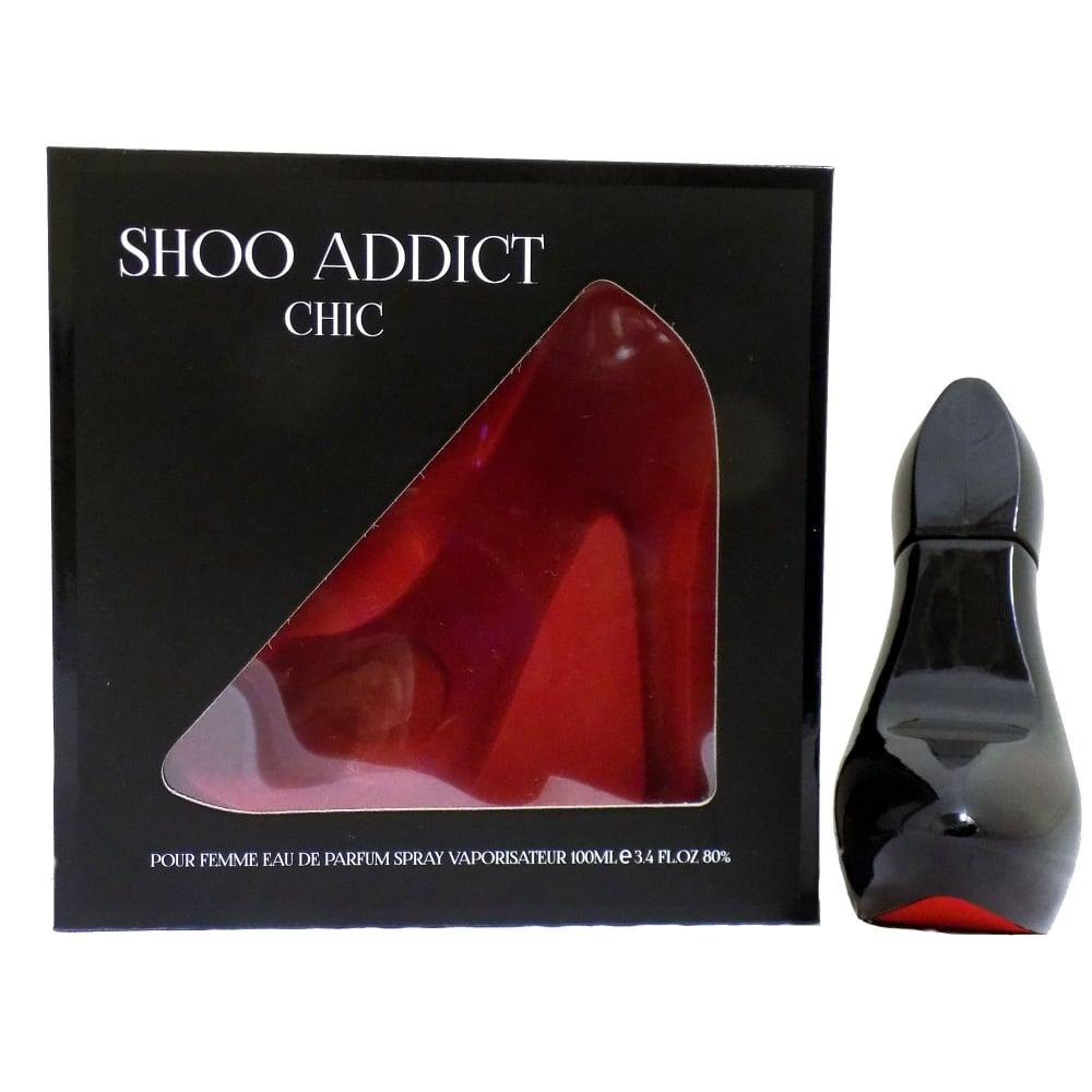 Shoo Addict Chic Eau De Parfum 100ml Spray Womens From Beauty Base Uk