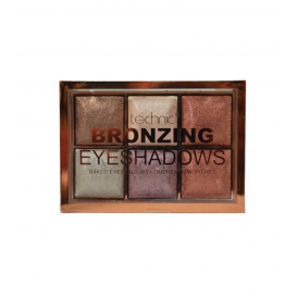 Technic Bronzing Baked Eyeshadow 02 Bronze