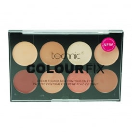 Technic Colour Fix 8 Colour Cream Foundation Contour Palette
