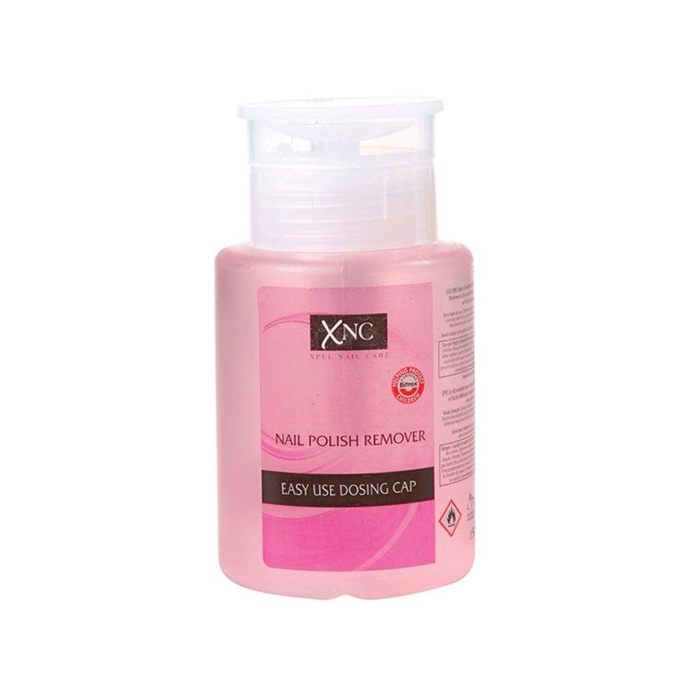 Xnc Nail Polish Remover 150ml Pump Dispenser